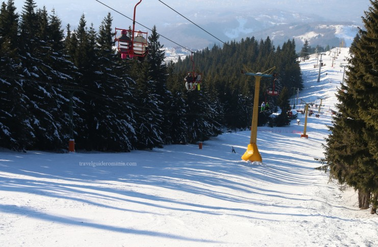 Parang – Petrosani Ski Resort