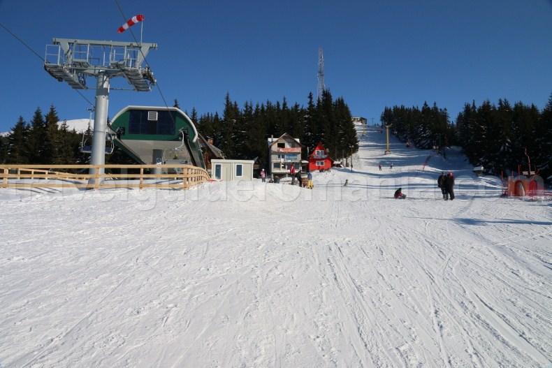 Parang - Petrosani ski resort - Hunedoara county