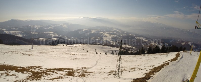 Ski areas and resorts in Romania - Parang Petrosani ski resort