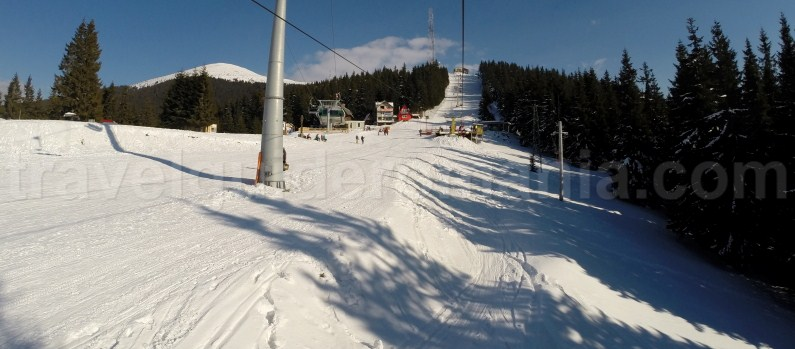 Ski holidays in Romania - Parang Petrosani ski resort