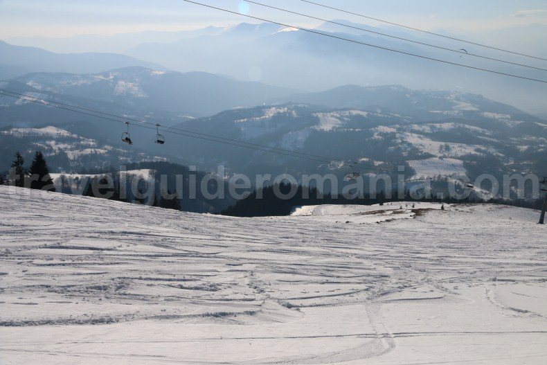 Winter guided trips in Romania - Jiului Valley