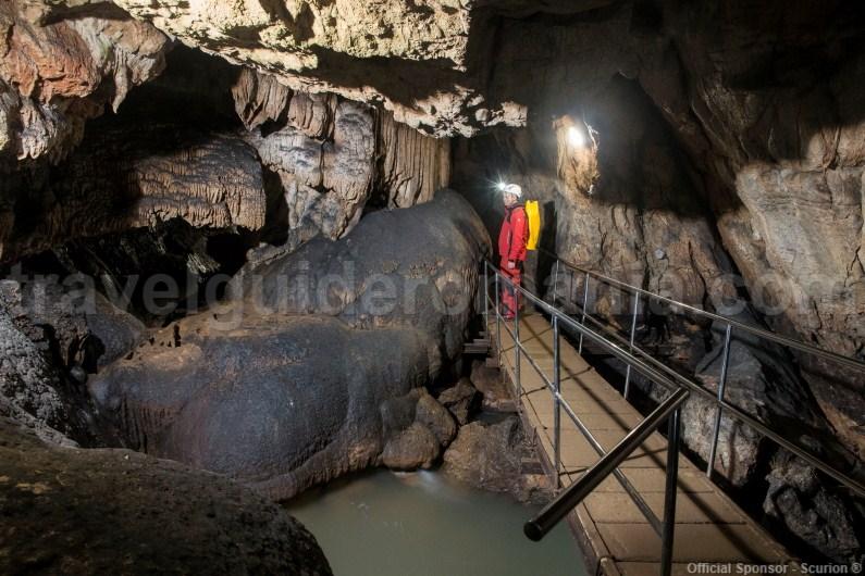 Caves in Romania - Vadul Crisului cave