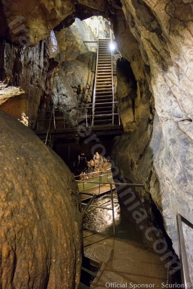Caving guided trips in Romania - Travel Guide Romania