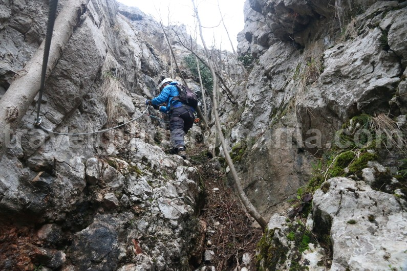 Guided Via Ferrata Trips in Romania - Vadu Crisului - Apuseni mountains