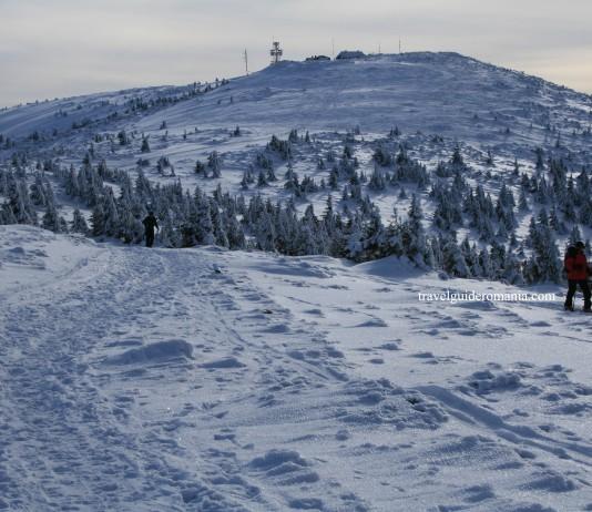 Vladeasa peak - Apuseni mountains