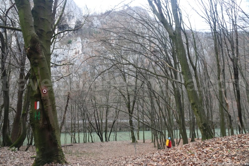 Trails in Apuseni mountains - Fast River gorges