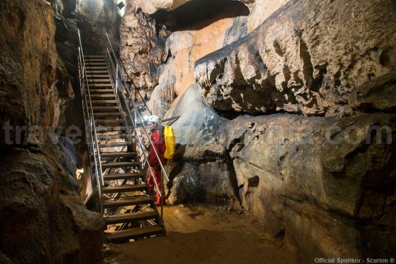 Vadul Crisului show cave - Apuseni Mountains