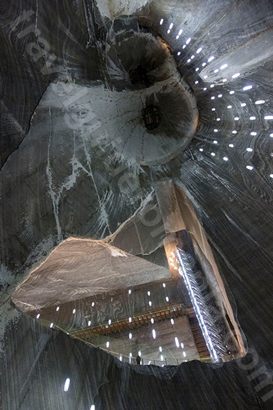 Turda salt mine - Romania