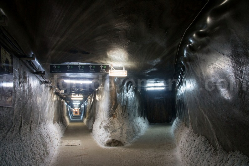 Why go to Transylvania - Turda Salt Mine