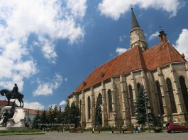 gothic churches in Romania