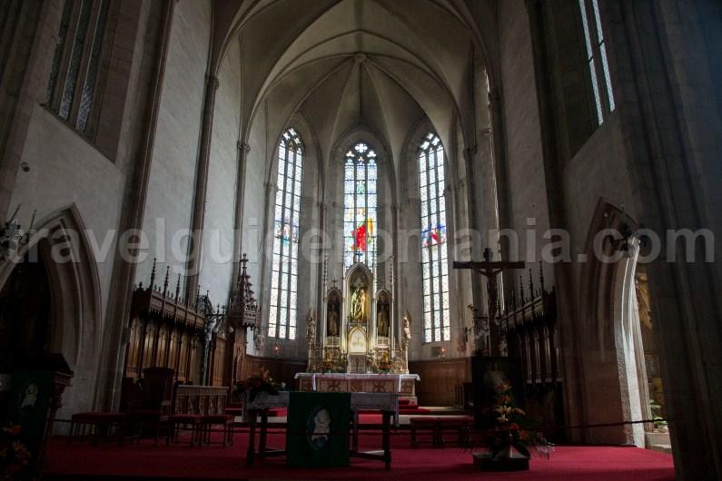 Gothic architecture in Romania - Cluj Napoca