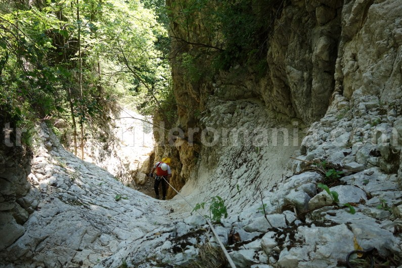 Adventure trip packages in Romania - Oratii canyon