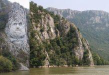 Boat ride on Danube river