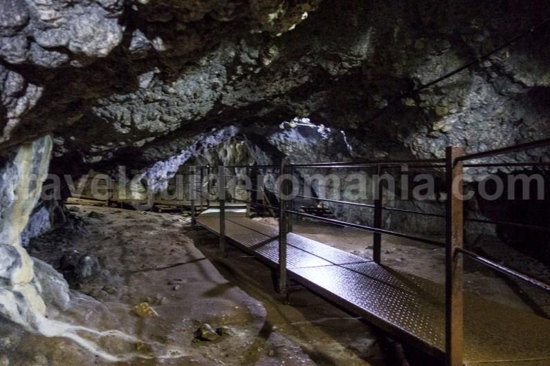 Damboviciorei show cave - Piatra Craiului Mountains