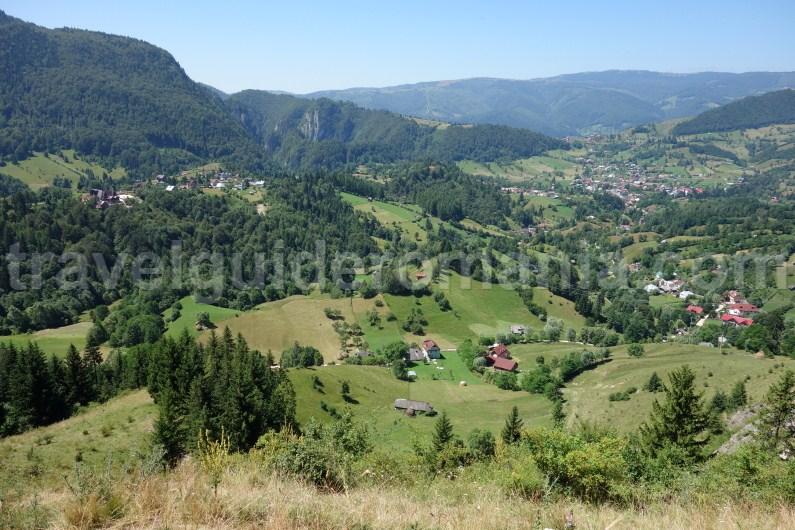 Rucar – Bran passage in Transylvania