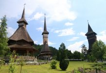 Wooden churches from Maramures