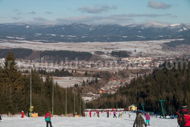Toplita ski resort