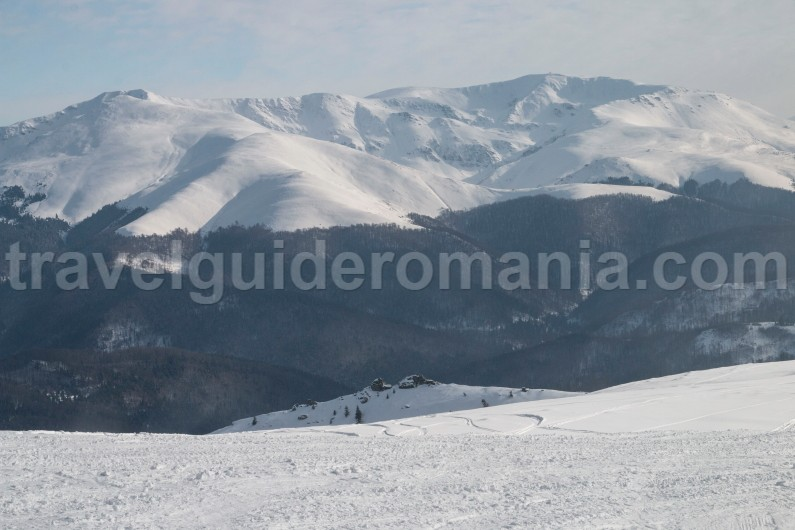 Tarcu mountains