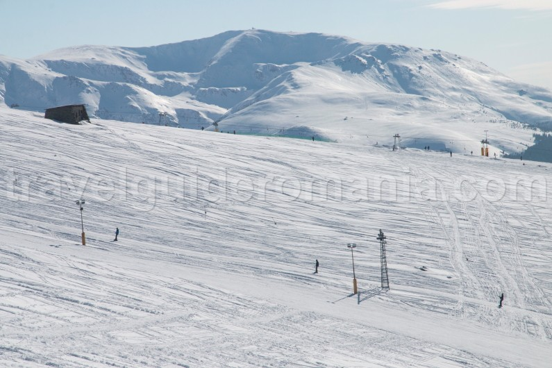 Places to ski in Romania