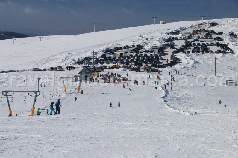 Best places to ski in Romania