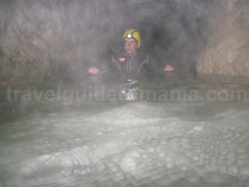 Caving in Cetatile Ponorului - Romania