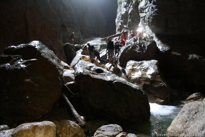 Cetatile Ponorului Cave - Bihorului Mountains