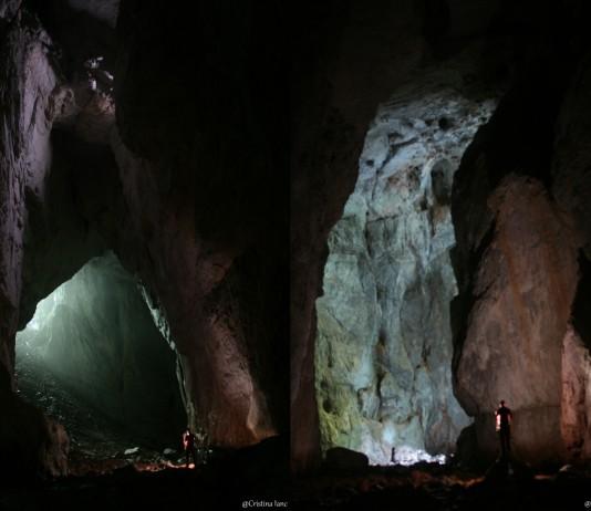 Cetatile Ponorului Cave - Padis area