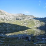 Bucura lake - National Park of Retezat mountains
