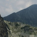 climbing in retezat mountains – Retezat peak