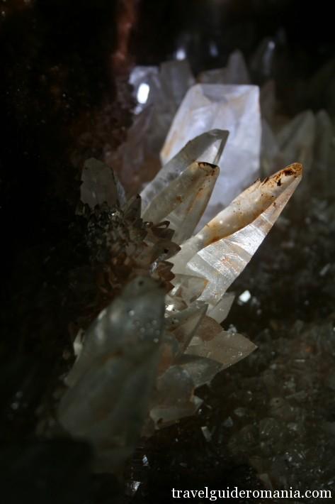 caving in Romania