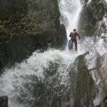 Ramnuta canyon – canyoning in Romania