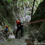 going down at Bobot canyon