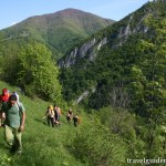 hiking in Romania – Domoglet Natural Park