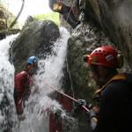 waterfall at Tasna canyon