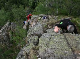 Adventure treks in Apuseni mountains