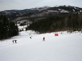Cavnic ski resort