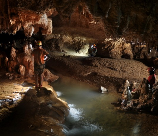 Adventure and caving in Romania