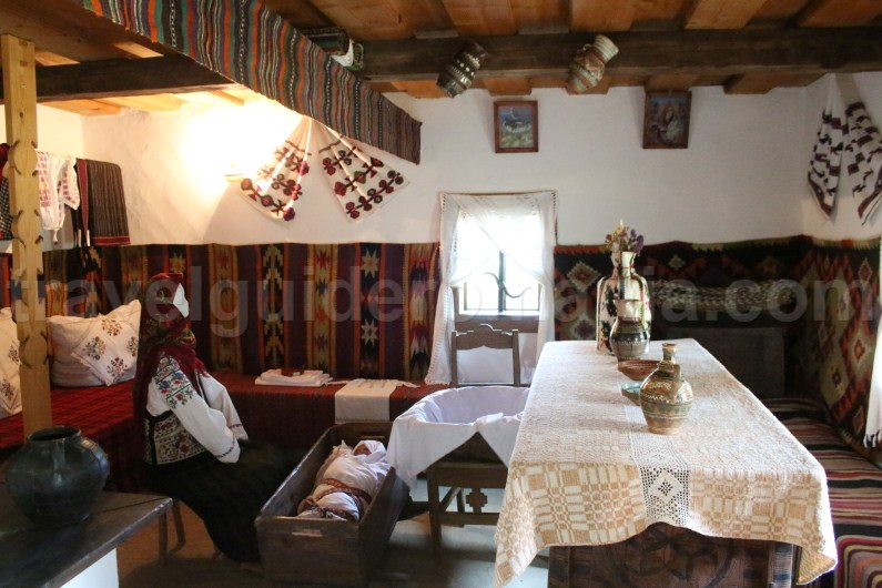 Traditions regarding childbirth in Bukovina - Moldova