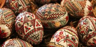Egg Museum in Bucovina