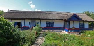 Traditional architecture in Romania