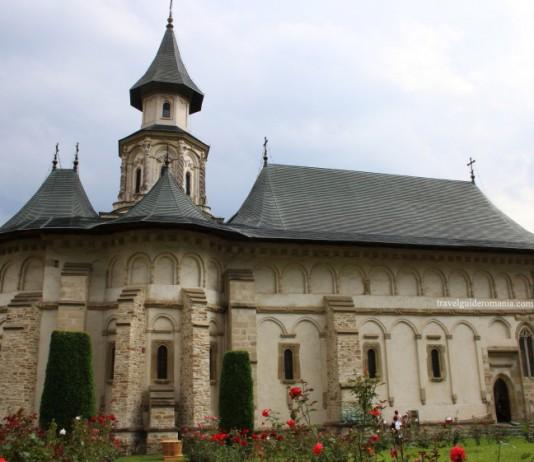 Putna Monastery in Bucovina