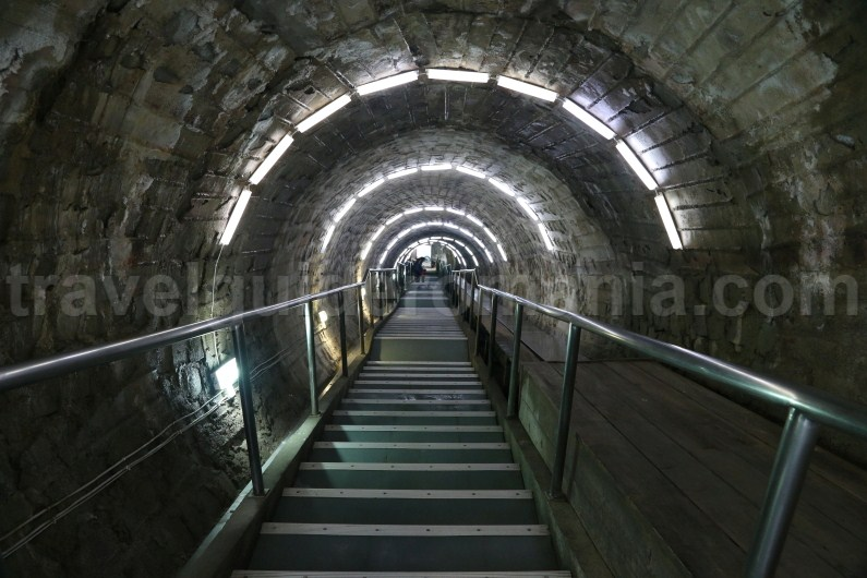 Romania points of interest - Turda Salt Mine