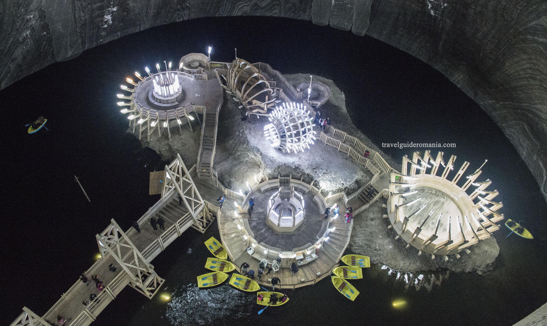 Turda Salt Mine Top 10 things to see in Transylvania