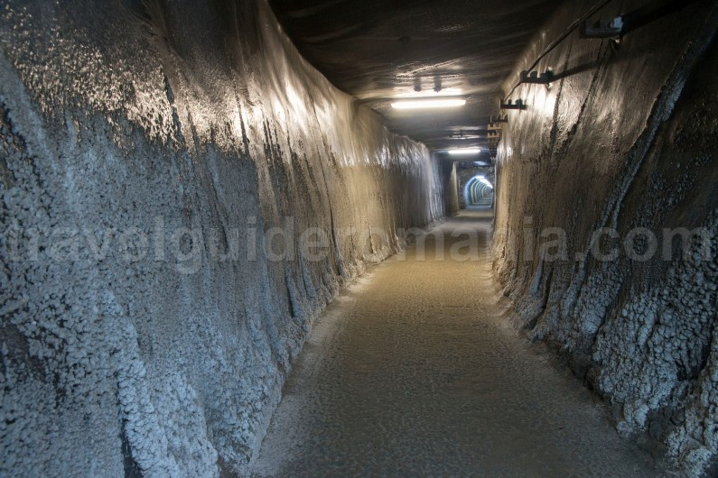 What is transylvania famous for - Turda Salt Mine