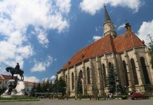 gothic churches in Romania