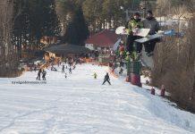 Valiug ski slope - Casa Baraj