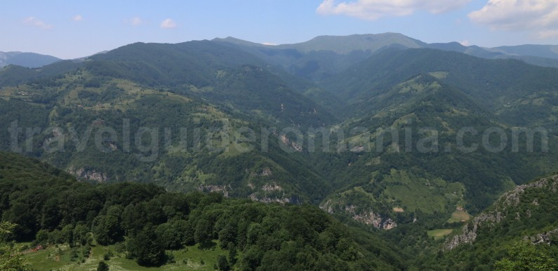 Domoglet – Cernei valley National Park