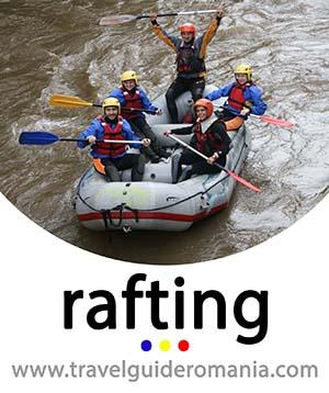 Romania Rafting