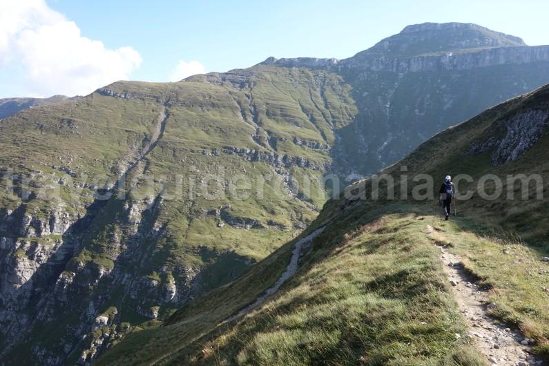 Hiking to Omu peak - Bucegi mountains - Romania