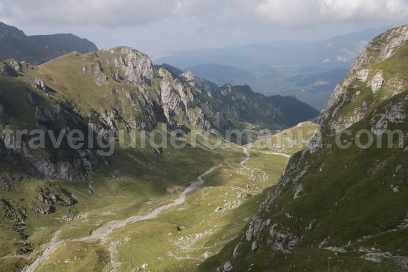 Bucegi Natural Park - Romania